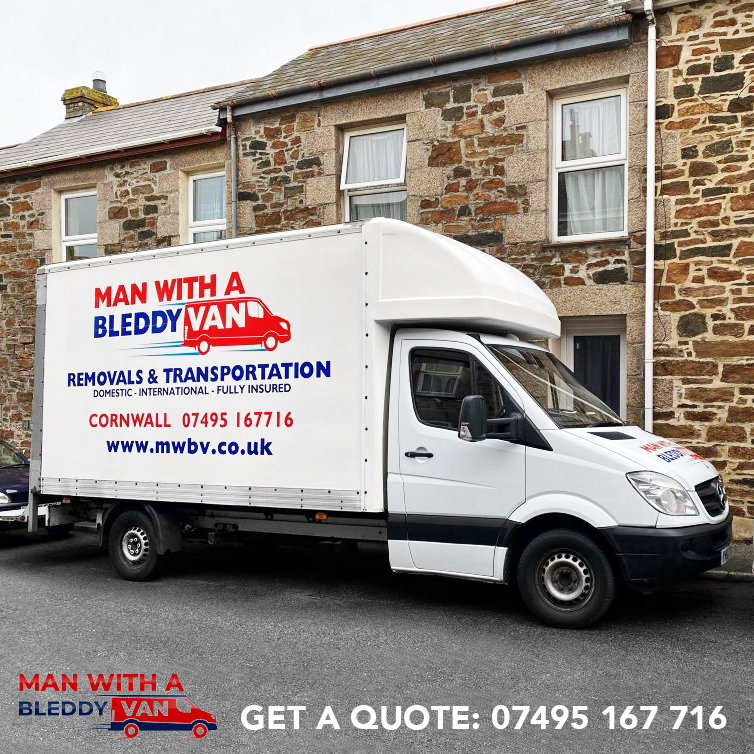 House Removals Cornwall